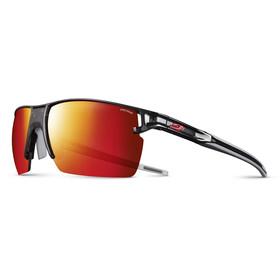Julbo Outline Spectron 3CF Okulary przeciwsłoneczne Mężczyźni, czarny/czerwony